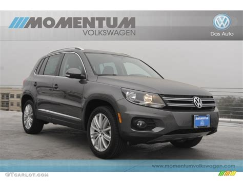 2012 pepper gray metallic volkswagen tiguan se 60233404 gtcarlot car color galleries