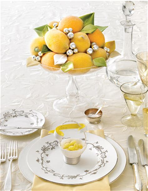 Lemon Decorations by Lemon Centerpieces Lemon Centerpieces For Weddings