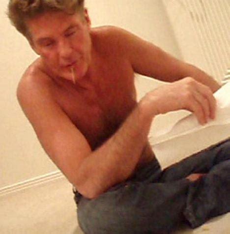 David Hasselhoff Hospitalized To Detox by David Hasselhoff Rushed To Hospital Poisoning