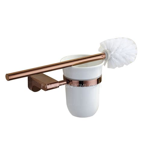 rose gold bathroom accessories luxury rose gold five piece bathroom accessory sets