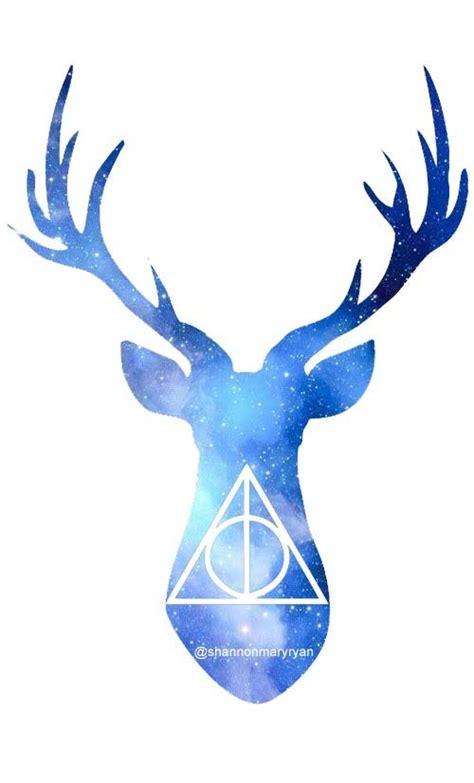 Deathly Hallows Stag best 25 deathly hallows ideas on
