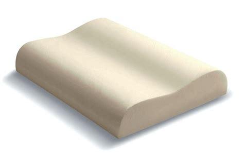 cuscino lattice o memory cuscino memory foam ortocervicale e traspirante
