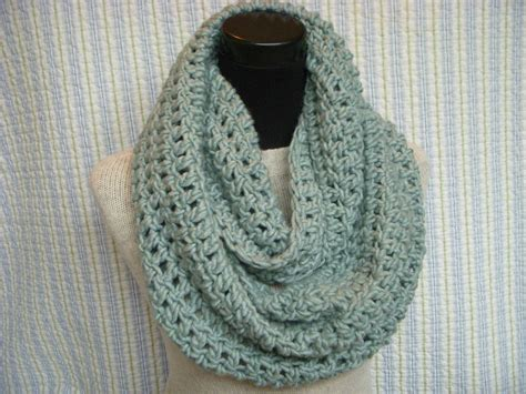 crochet pattern for infinity scarf crochet infinity scarf length my crochet