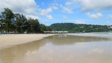 No 8 patong beach has a vibrant night life which pulsates away till