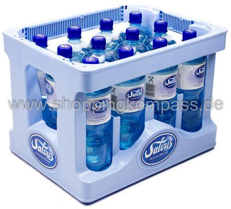 1 kasten wasser mineralwasser salvus mineralwasser classic kasten 12 x 1