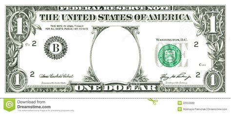 blank dollar bill template best photos of template of dollar bills blank dollar