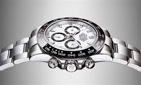 Introducing the Rolex Daytona in Steel with a Black Ceramic Bezel Ref. 116500LN   SJX Watches
