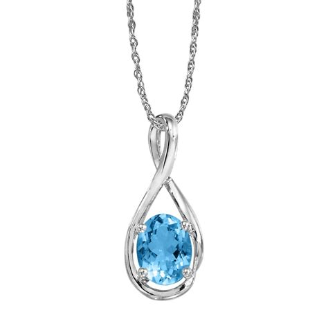 towne square jewelers quot sway quot set in blue zircon and