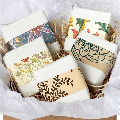 Handmade Soap Wrappers - 25 best ideas about handmade soap packaging on