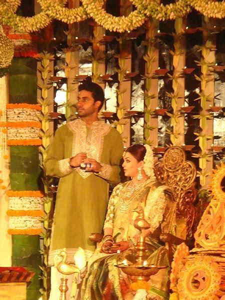 Aishwarya Post Wedding Ceremony by Aishwarya Bachchan Zaynah R