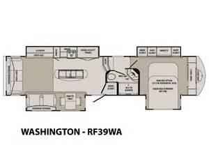 rushmore rv floor plans 2014 crossroads rv rushmore washington rf39wa for sale
