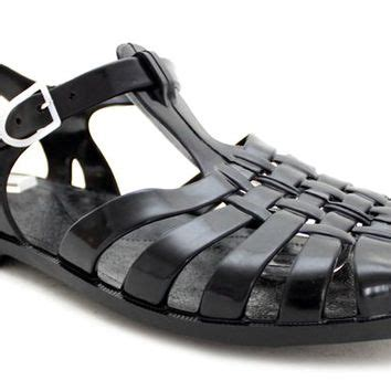 mens jelly sandals black milo mens jelly sandals at mr shoes from mr shoes co uk