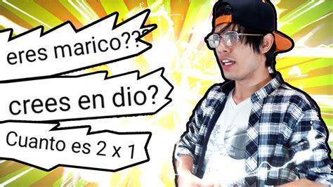 preguntas y respuestas random preguntas y respuestas random frank jr navarro 2 youtube