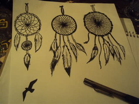 design dream birds dream catcher tumblr drawing image search results