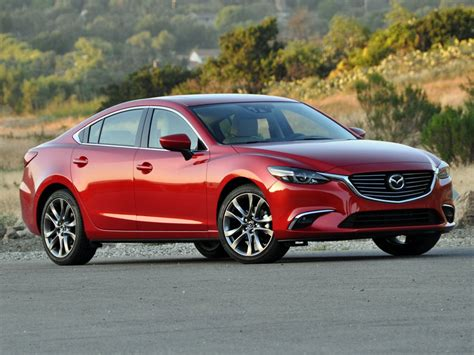 mazda new cars 2016 image gallery new mazda 6 2016