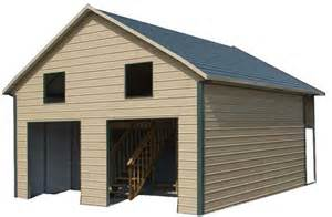 Metal Garage Apartment Metal Garage With Apartment Building Garage Plans Ready