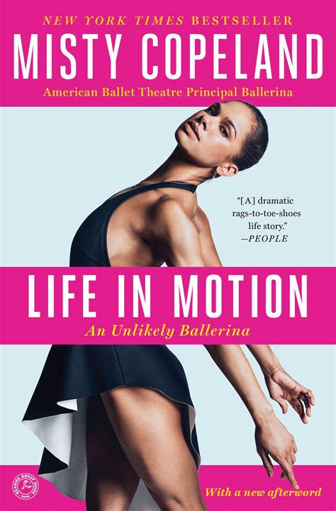 life in motion an life in motion ebook by misty copeland official publisher page simon schuster