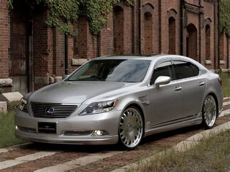 Handcrafted Ls - 株式会社セクトインターナショナル 商品詳細 wald lexus ls460 600 executive line ver2