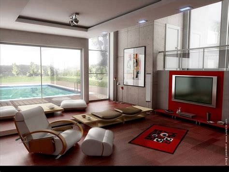 Interior Design Modern Living Room by Modern Interior Design Of Luxury Living Room Attractive