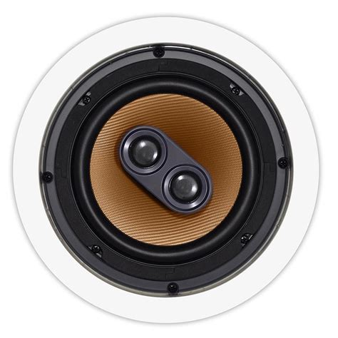Speakers Ceiling by Ice640tt Dual Tweeter 6 5 Quot High Definition Ceiling Speaker