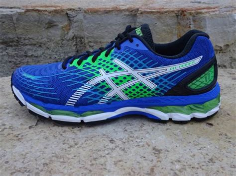 gel nimbus  review running shoes guru