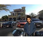 The Weeknd Shows Off His Cars Car Collection  YouTube