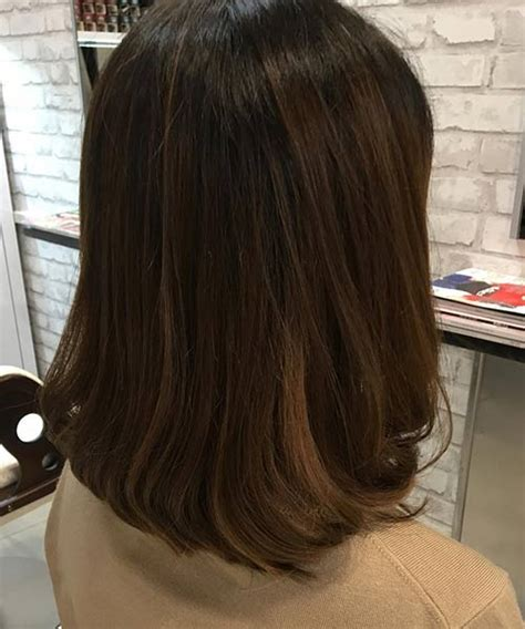 how to cut hair with rounded corners in back 21 luscious long bobs styling ideas to inspire you