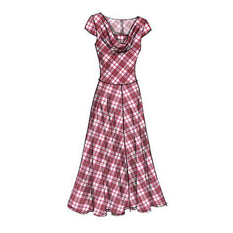 dress pattern john lewis buy vogue women s dress sewing pattern 8873 john lewis
