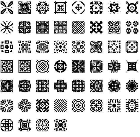 african pattern font 17 best images about african typography and patterns on