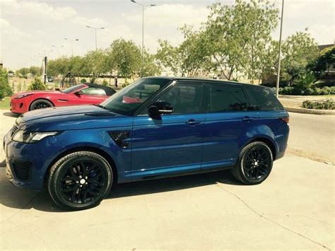 Dark Blue Range Rover Sport Land Rover Pinterest