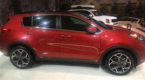 kia sportage xline 2020 2019 chicago auto show kia roundup friendly kia