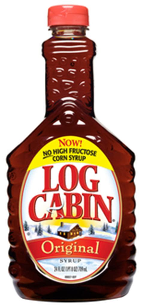 log cabin syrup   high fructose corn syrup fresh living