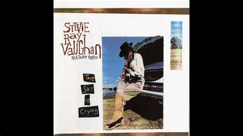 stevie ray vaughan  sky  crying full album liner notebook hq  vbr youtube