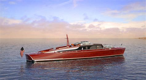 the open boat was inspired by which of the following retromoderne yacht design yacht charter superyacht news