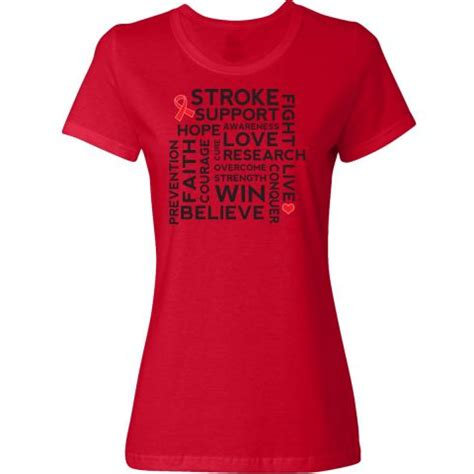 T Shirt Says 67 17 best images about stroke awareness t shirts on