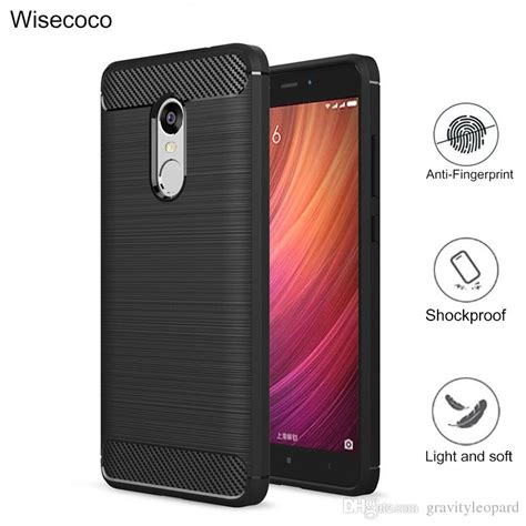 Xiaomi Redmi 4a Softcase Carbon Fiber for xiaomi mi redmi note 3 3s 4 4s 4a prime pro carbon fiber soft tpu drawing phone cover