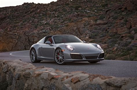 targa porsche 2017 porsche 911 targa 4s first test review full circle