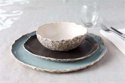 Handmade Dinnerware Sets - best 25 stoneware dinner sets ideas on