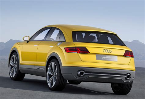 audi tt offroad concept specifications photo