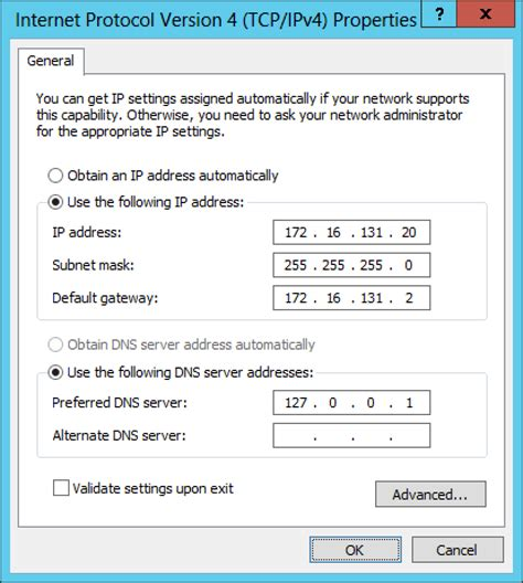 best dns address dns for dc sysadmin