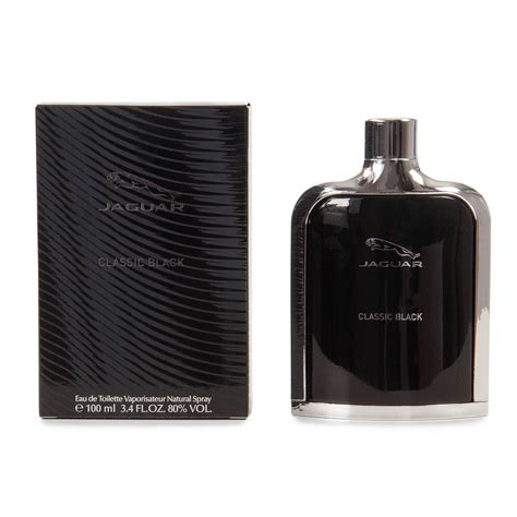 Parfum Jaguar Classic 100ml For d 233 stockage eau de toilette classic black 100 ml homme