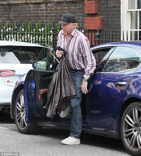 wann hat boris becker wimbledon gewonnen boris becker lands his third parking ticket in a week