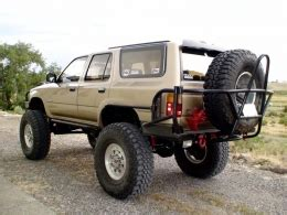 Build Toyota 1994 Toyota 4runner Build By 4mogger