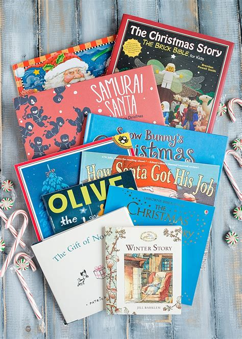 My Favorite Christmas Books