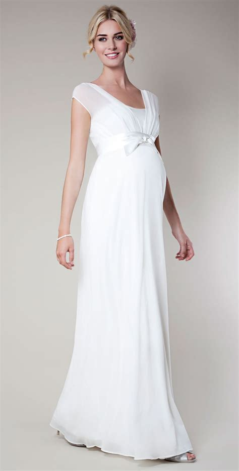 25  Best Ideas about Maternity Wedding Dresses on