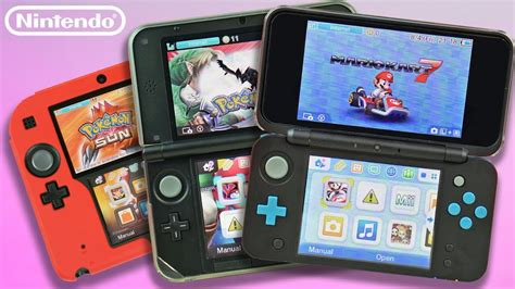 Nintendo New 3ds Ll Or Xl Layar Ips Cfw Bisa Request Bajakan 1 new nintendo 2ds xl vs 2ds vs 3ds xl the ultimate