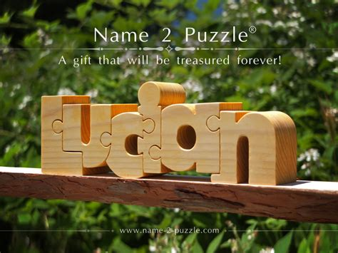 name puzzles personalized wooden name puzzle custom made personalized name puzzles