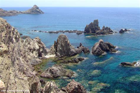 cabo de gata natural park photos of cabo de gata nijar natural park spain travel