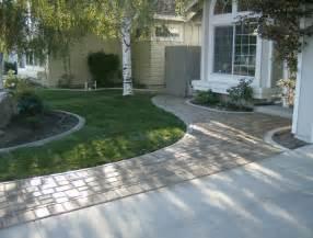 garden and landscape pathways pavers steve snedeker s landscaping and gardening blog