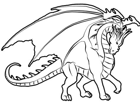 coloring pages of cartoon dragons color drawing to print magical characters dragon